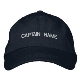 CAPTAIN NAME  HAT