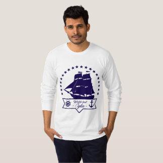 captain navy T-Shirt
