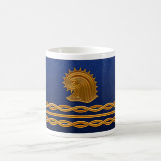 Captain Nemo's Jacket By David McCamant Coffee Mug