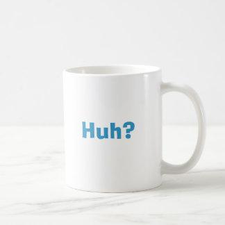 Captain Oblivious, Huh? Coffee Mug