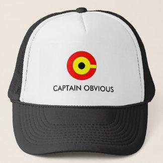 CAPTAIN OBVIOUS HAT