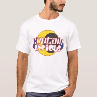 Captain Obvious Logo T-Shirt