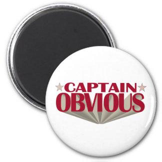 Captain Obvious Magnet