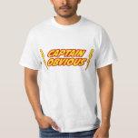Captain Obvious Superhero Tee Shirt