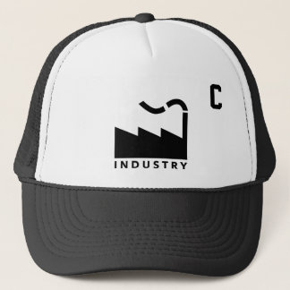 Captain of Industry! Trucker Hat