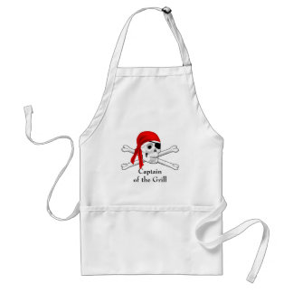 Captain of the Grill Apron 1