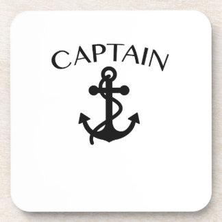 Captain of The Sea Sailing Boating Cruising Cool Coaster