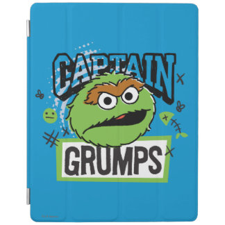 Captain Oscar Grumps iPad Cover