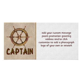 Captain Photo Cards