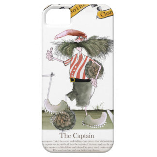 captain red white stripes iPhone 5 covers
