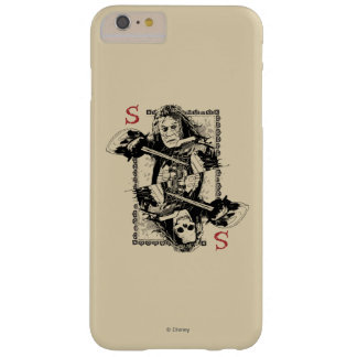 Captain Salazar - Butcher of the Sea Barely There iPhone 6 Plus Case