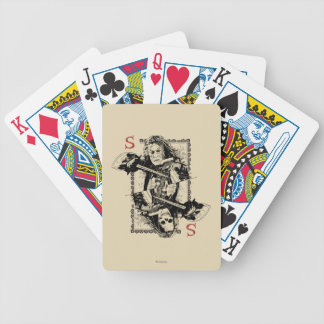 Captain Salazar - Butcher of the Sea Bicycle Playing Cards