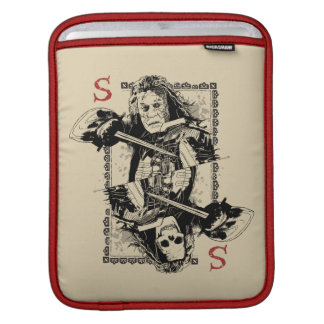 Captain Salazar - Butcher of the Sea iPad Sleeve