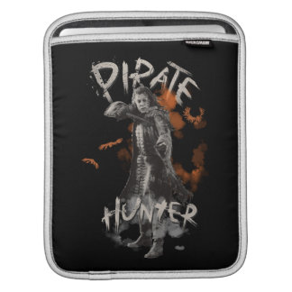 Captain Salazar - Pirate Hunter iPad Sleeve