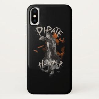Captain Salazar - Pirate Hunter iPhone X Case