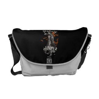 Captain Salazar - Pirate Hunter Messenger Bags