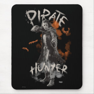 Captain Salazar - Pirate Hunter Mouse Pad