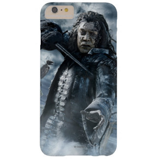 Captain Salazar - The Sea Is Ours! Barely There iPhone 6 Plus Case