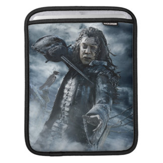 Captain Salazar - The Sea Is Ours! iPad Sleeve