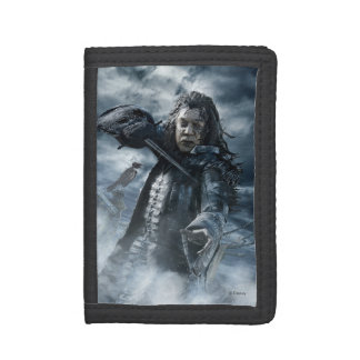 Captain Salazar - The Sea Is Ours! Trifold Wallet