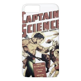 Captain Science #1 Artwork iPhone 7 Plus Case