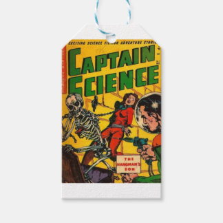 Captain Science Gift Tags