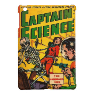 Captain Science iPad Mini Covers