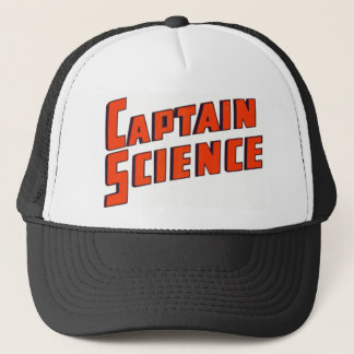 Captain Science Trucker Hat