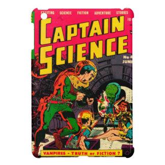 Captain Science -- Vampires: Truth or Fiction? iPad Mini Cover