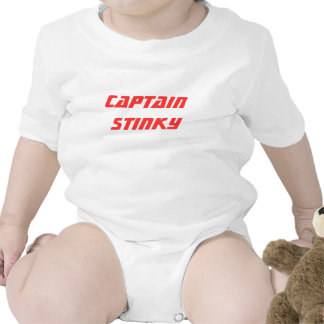Captain Stinky Tees