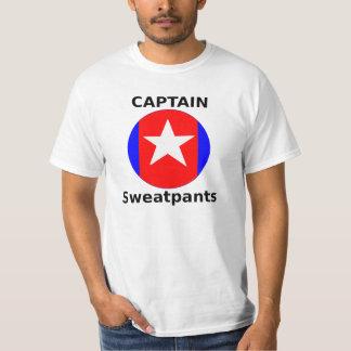 Captain Sweatpants T Shirts