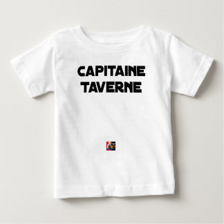CAPTAIN TAVERN - Word games - François City Baby T-Shirt