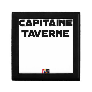 CAPTAIN TAVERN - Word games - François City Gift Box