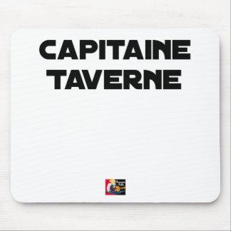 CAPTAIN TAVERN - Word games - François City Mouse Pad