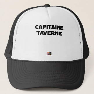 CAPTAIN TAVERN - Word games - François City Trucker Hat