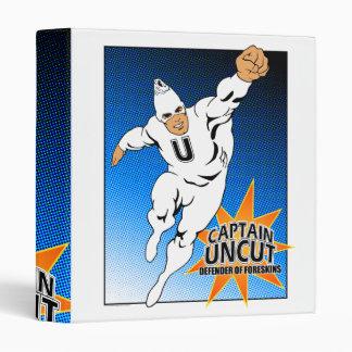 Captain Uncut binder
