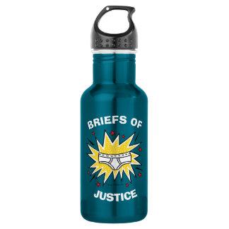 Captain Underpants | Briefs of Justice 532 Ml Water Bottle