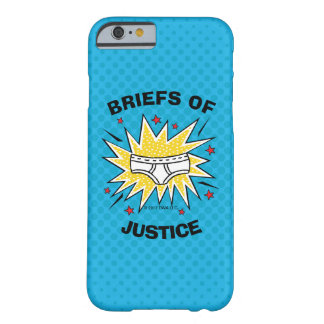 Captain Underpants | Briefs of Justice Barely There iPhone 6 Case