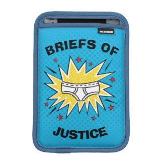 Captain Underpants | Briefs of Justice iPad Mini Sleeve