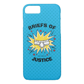 Captain Underpants | Briefs of Justice iPhone 8/7 Case