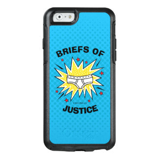 Captain Underpants   Briefs of Justice OtterBox iPhone 6/6s Case