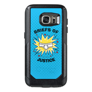 Captain Underpants | Briefs of Justice OtterBox Samsung Galaxy S7 Case