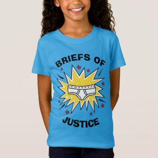 Captain Underpants | Briefs of Justice T-Shirt