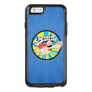 Captain Underpants   Flying Hero Badge OtterBox iPhone 6/6s Case