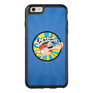 Captain Underpants | Flying Hero Badge OtterBox iPhone 6/6s Plus Case