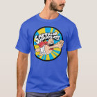Captain Underpants | Flying Hero Badge T-Shirt