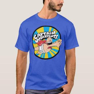 Captain Underpants | Flying Hero Badge T-Shirt