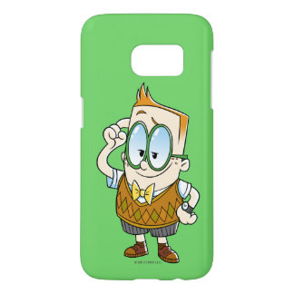 Captain Underpants | Melvin Knows It All Samsung Galaxy S7 Case
