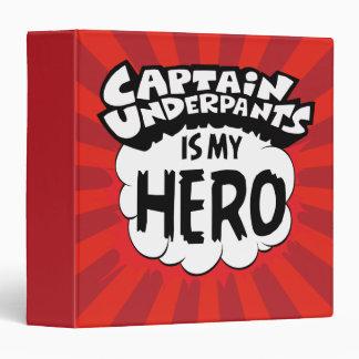 Captain Underpants   My Hero Binder