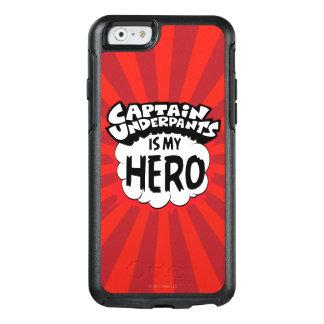 Captain Underpants   My Hero OtterBox iPhone 6/6s Case